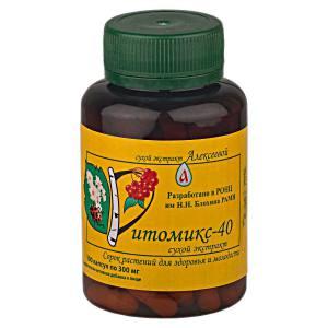 Фитомикс-40 сухой (100 кап.)