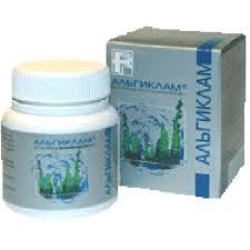 Альгиклам - липидно-минеральный комплекс из ламинарии - источник макро- и микроэлементов